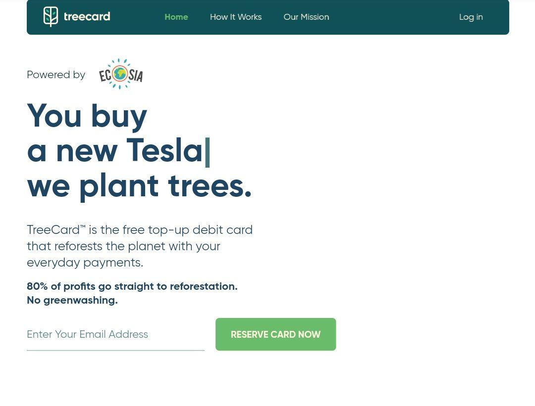 【谣言】TreeCard的申请,美国万事达借记卡